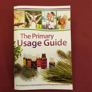 Essential Oils - The Primary Usage Guide