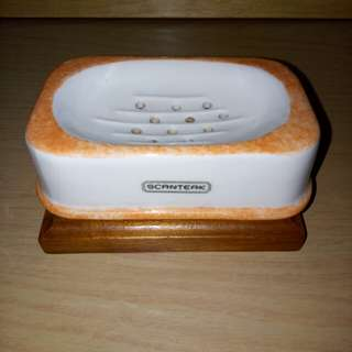 Old soap holder