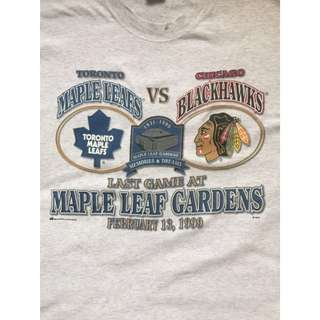 VINTAGE TORONTO MAPLE LEAFS T-SHIRT 1999