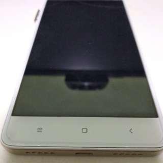 Spoiled redmi xiaomi note 4x pro 32gb 3gb gold