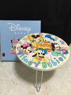 Mickey/Minnie & Friends mini table 米奇/米妮及朋友迷你枱仔(Brand new 全新)