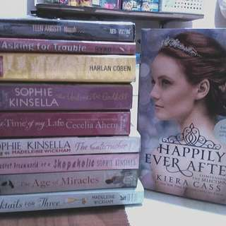Happily Ever After Kierra Cass HB hardbound Hardcover