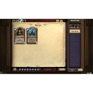 STARTER Hearthstone Account 爐石帳戶 [ASIA/亞服]