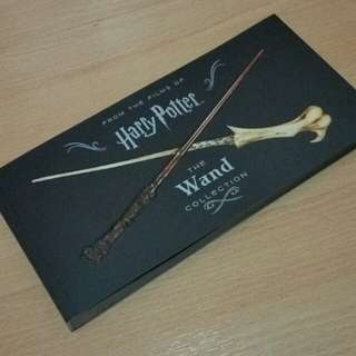 Harry Potter Exclusive: The Wand Collection book