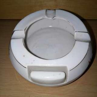 Old ashtray