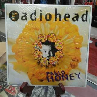 Radiohead Pablo honey LP