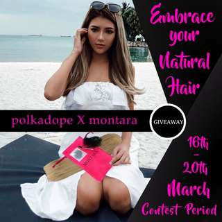 Giveaway Hair Extensions