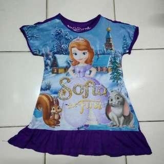 Dress Sofia 5 thn