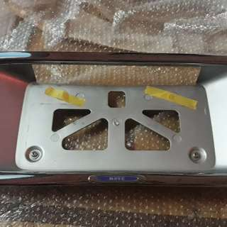 Daihatsu Move L9 Aerodown Bumper Garnish