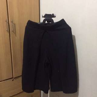 Black Culottes/Trousers