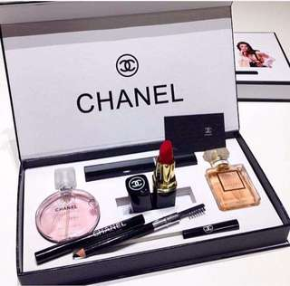 💄CHANEL Miniature chance 5in1 Perfume Gift Set