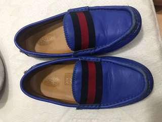 gucci shoes loafers driving shoes