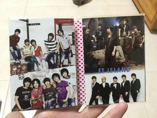 FT Island notepad