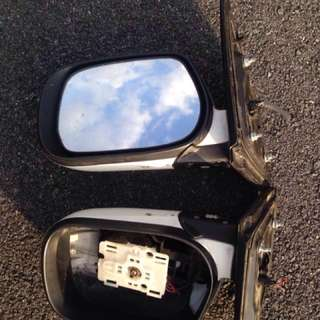 Side mirror myvi