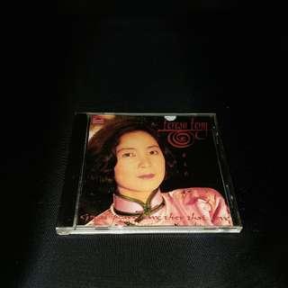 鄧麗君(難忘的)CD