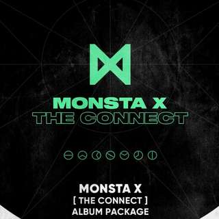 MONSTA X THE CONNECT