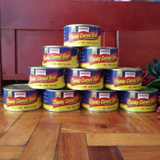 MARTIN Chunky Corned Beef 326g (from US)