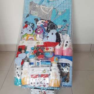 baby gift set hamper