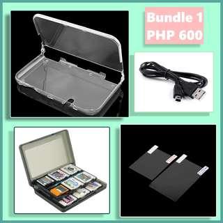 N3DS XL Accessories Bundle