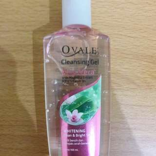 Preloved Ovale Cleansing Gel