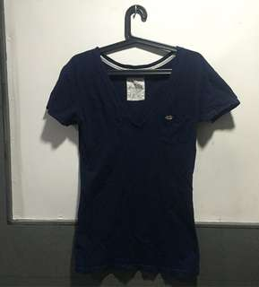 Authentic Hollister V-neck Shirt