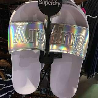 Superdry 拖鞋 沙灘鞋