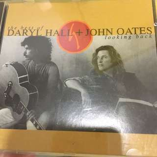 Daryl Hall John Oates cd