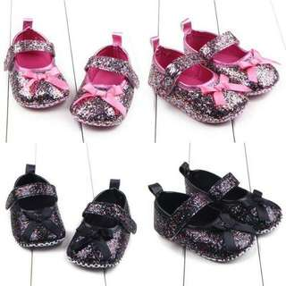 NewBorn Baby Girl Toddler Soft Sole Casual Anti Slip Shoes