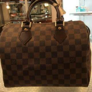 Lv Damier Speedy bag