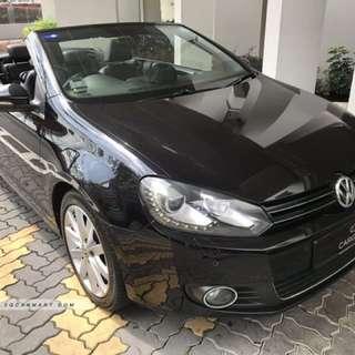 Volkswagen Golf Cabriolet 1.4 Auto TSI DSG