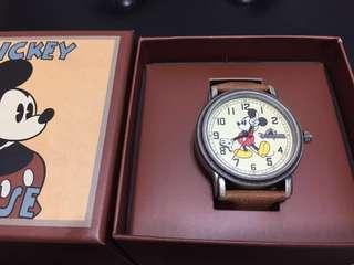 迪士尼米奇手錶