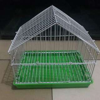 Small cage for hamster/rabbit