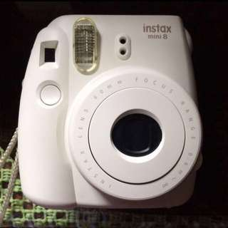 MARK DOWN! Instax Mini 8 with bag