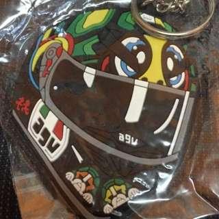 Key Chain Rossi Helmet