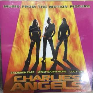 Charlie angels cd