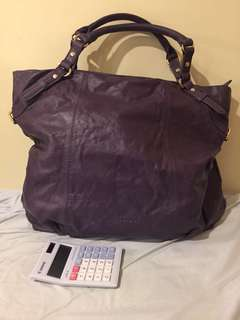 Hiroshima handbag PURPLE