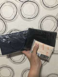 charles & keith, planet ocean, smilelife wallets woman