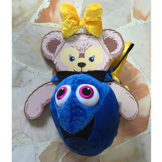 BN Disney Shellie May Dory Costume