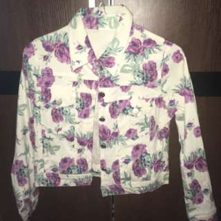 Flower Pattern Outer