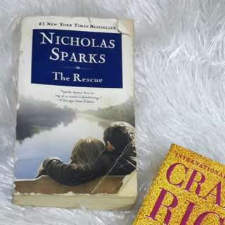 """The Rescue"" by Nicholas Sparks"