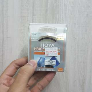 Hoya Filter 55mm Size
