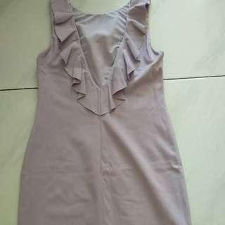 Dress TRAFALUC Zara