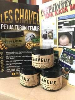 Buah Keras Organic 100% (Hair Les Chaveux)