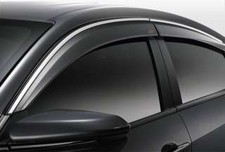 Honda Civic Window Visors
