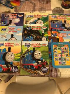 Thomas & Friends with reader