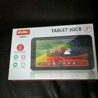 "Kolke Tablets 7QC8(7""平板)"