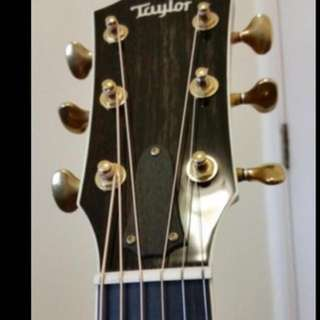 2013 Taylor 614ce Spring Limited