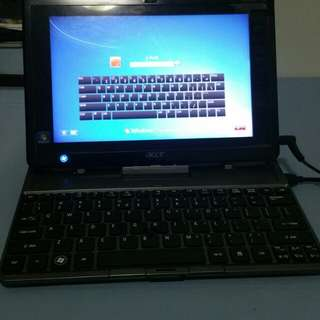 Acer Iconia Tab W500 Windows 7 Home premium