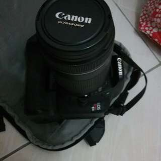 CANON REBEL T2i with lenses package deal