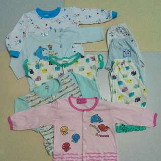 PROMOSI SET Baby girl Pyjamas